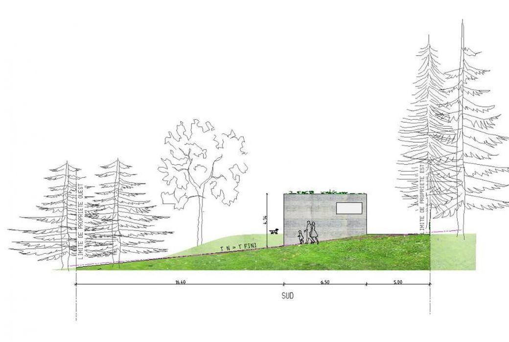 maison marca barres coquet architectes. Black Bedroom Furniture Sets. Home Design Ideas